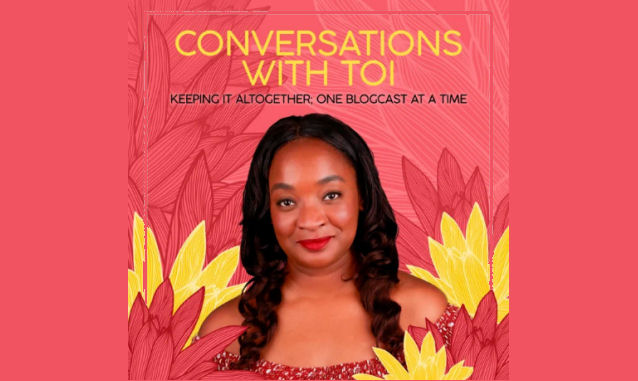 Conversations with Toi On the New York City Podcast Network