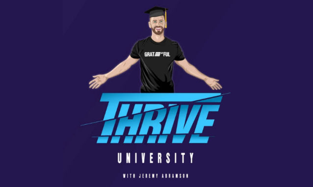 Thrive University with Jeremy on the New York City Podcast Network