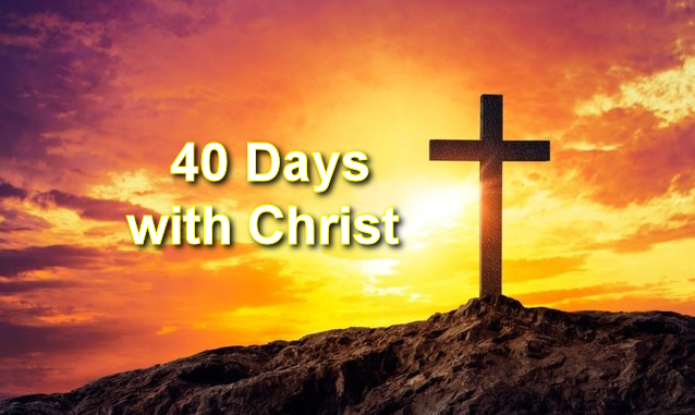 40 days with Christ By Mark S. Wendt on the New York City Podcast Network