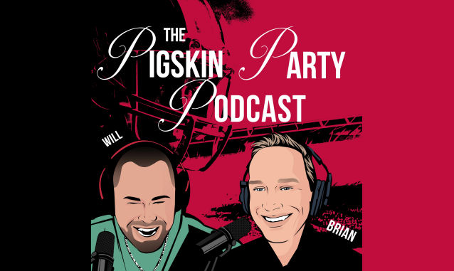The Pigskin Party Podcast – NFL Football with Irreverent Humor with Brian McFadden on the New York City Podcast Network