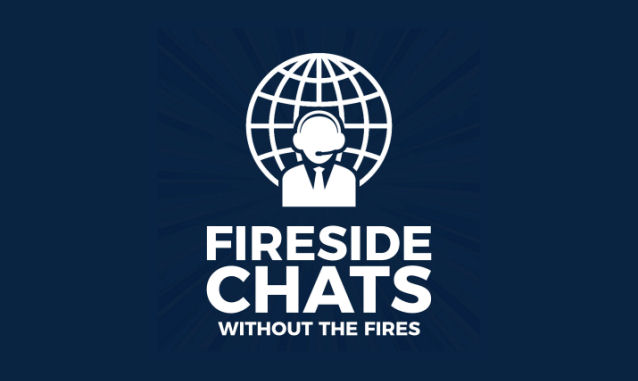 Fireside chats without the fires On the New York City Podcast Network