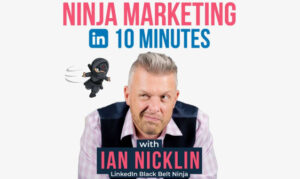 Ninja Marketing in 10 Minutes On the New York City Podcast Network