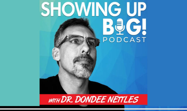 Showing Up BIG! on the New York City Podcast Network