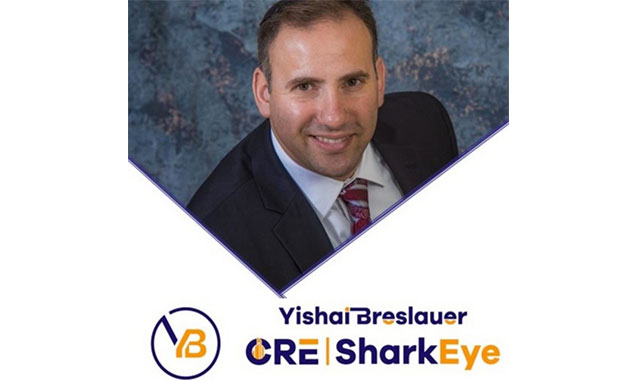 CRE SharkEye Commercial Real Estate Show Hosted BY Yishai Breslauer By Yishai Breslauer on the New York City Podcast Network