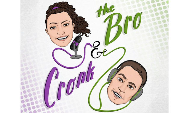 Cronk and the Bro Podcast On the New York City Podcast Network
