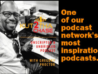 Blog Post Gregory Proctor Kut2ThaChase Podcast on the New York City Podcast Network